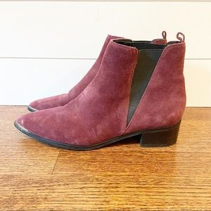 Marc Fisher | Yale Pointy Toe Chelsea Boot 11